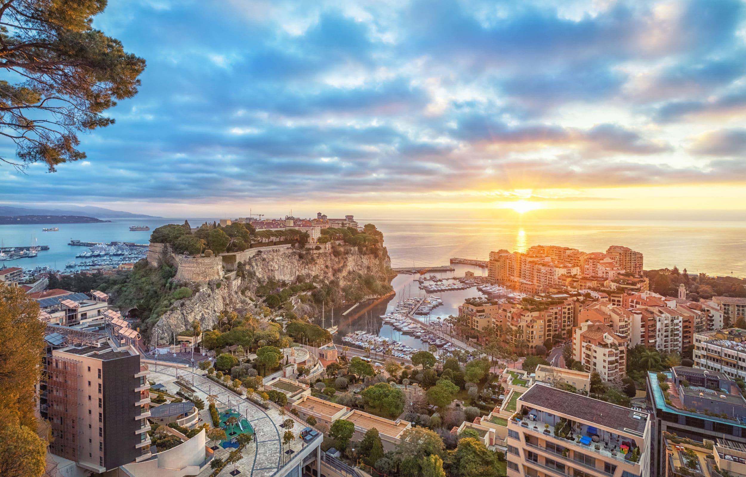 French Riviera: Monaco