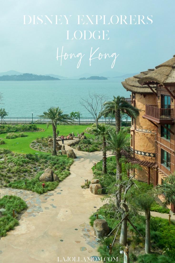 A review of Disney Explorers Lodge at Hong Kong Disneyland