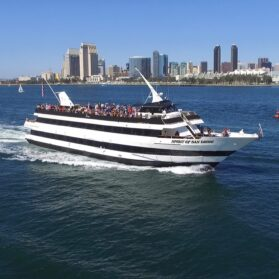 10 Awesome Ways to Cruise the San Diego Bay with Flagship