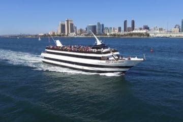 Explore the San Diego Bay with Flagship Cruises
