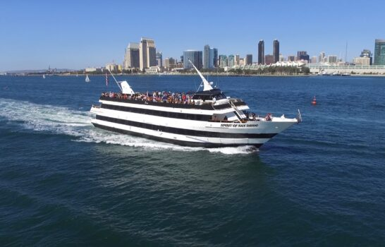 10 Awesome Ways to Cruise the San Diego Bay with Flagship [Giveaway]