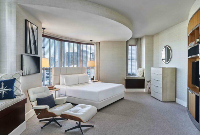 Hotel Republic presidential suite