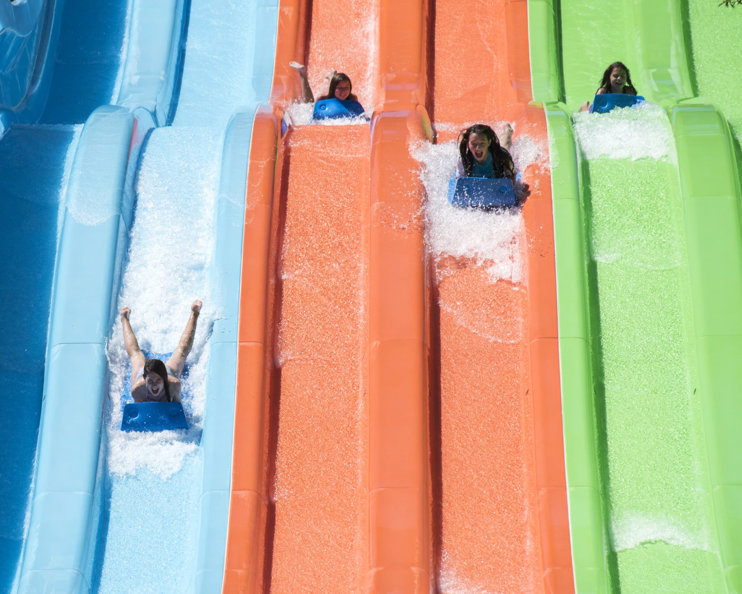 Aquatica San Diego is a theme park full of water rides and relaxed fun in the sun.
