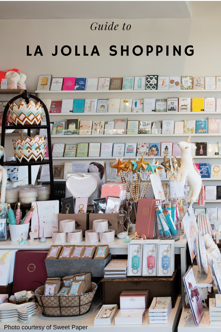How to tackle fabulous La Jolla shopping while finding the best one-of-a-kind boutiques, name brands and adorable souvenirs along the way.
