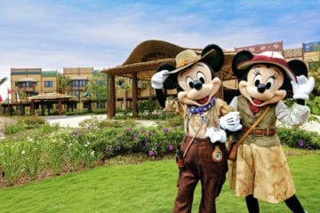 Review of the Disney Explorers Lodge at Hong Kong Disneyland