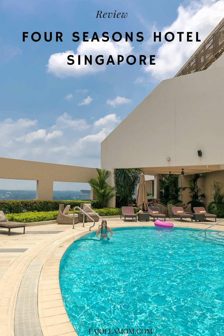 We've been repeat guests of Four Seasons Hotel Singapore over the last 15 years with and without kids. This is why we'll continue to check in.