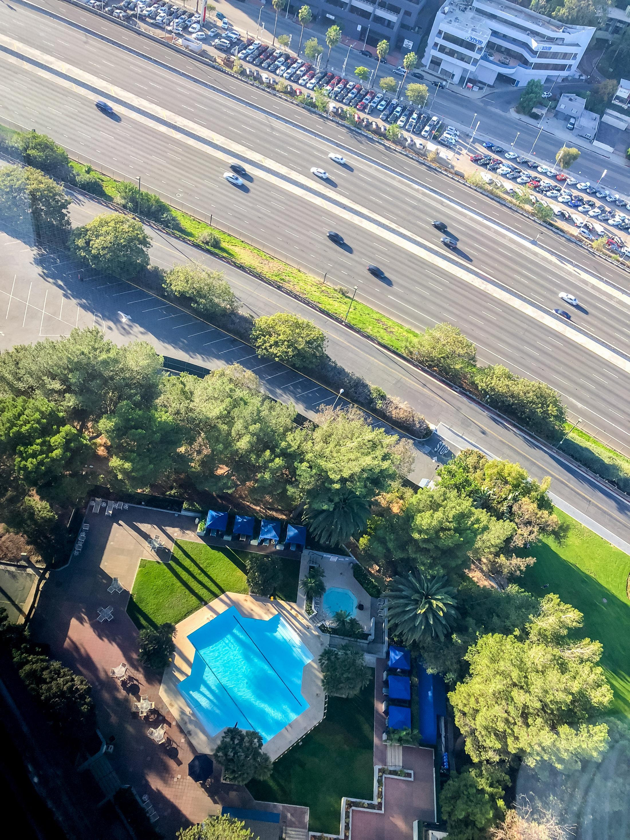 Hilton Universal City near Universal Studios Hollywood