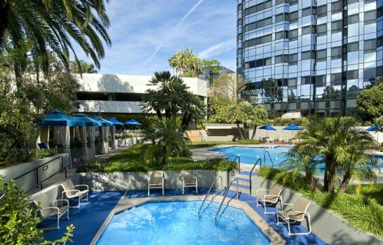 Hilton Los Angeles/Universal City Near Universal Studios