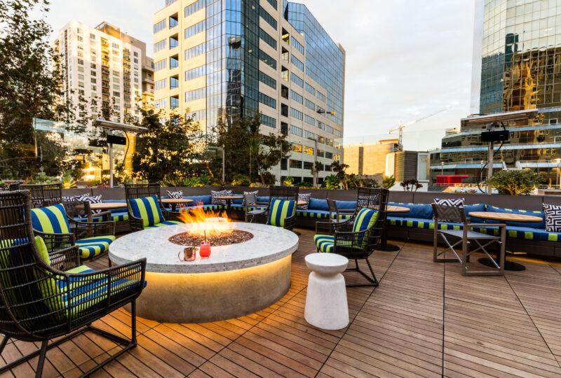 hotel republic san diego topside terrace