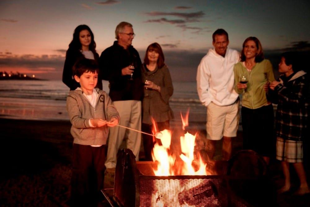 San Diego Hotels for Big Families: La Jolla Beach and Tennis Club
