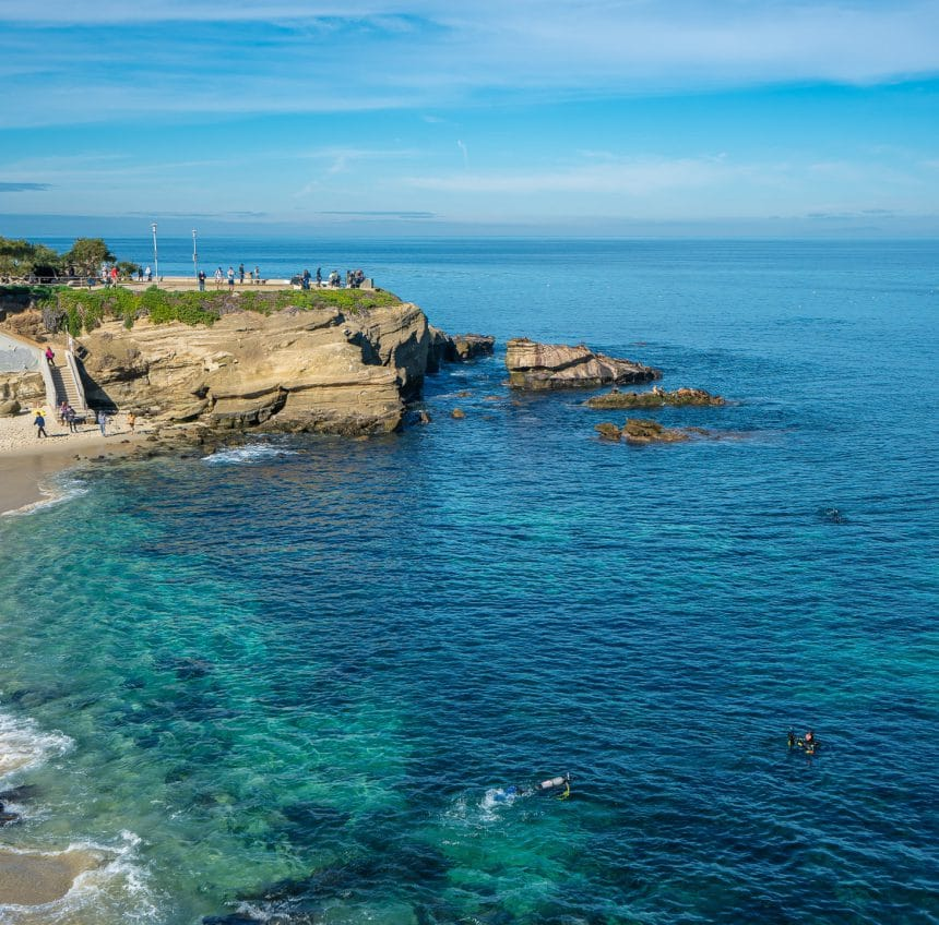 How to Spend a Day at La Jolla Cove