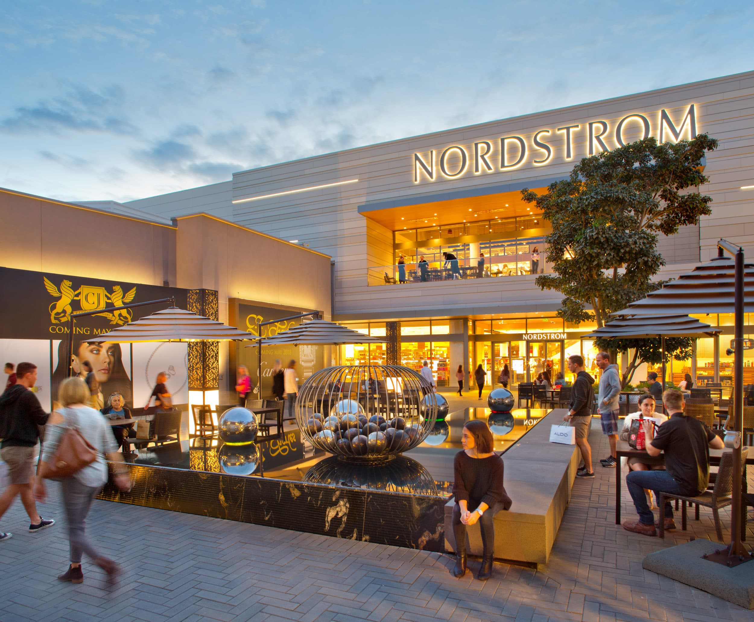Best La Jolla Shopping: Westfield UTC mall