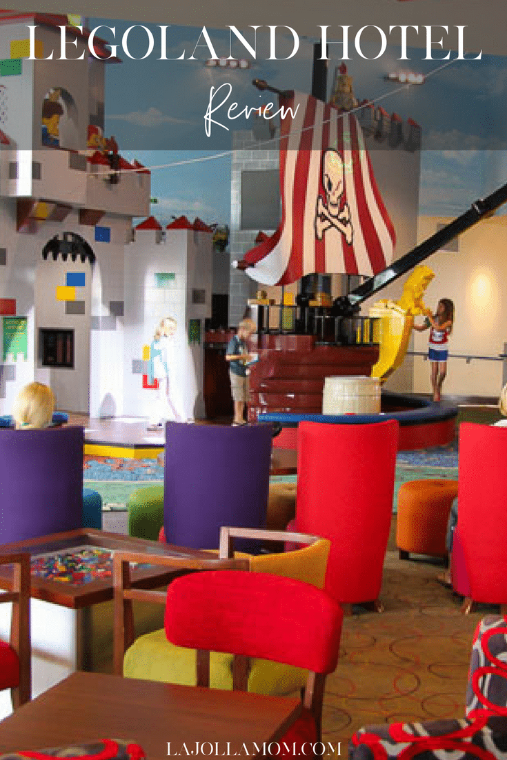 See if the LEGOLAND Hotel in California is right for your family.