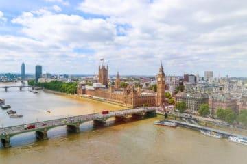 Movies filmed in London