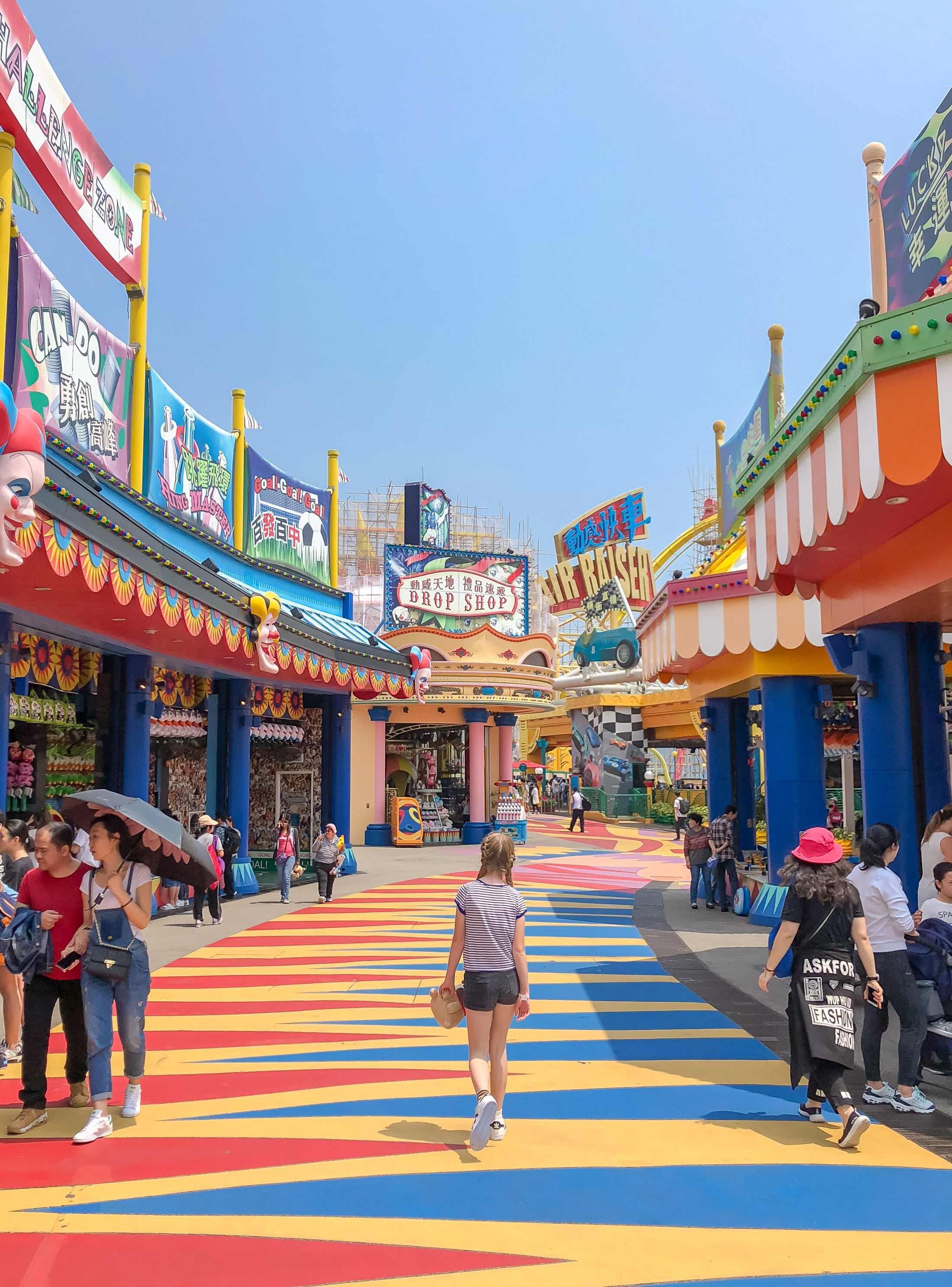 Tips for Visiting Ocean Park Hong Kong with Kids | Asia Travel