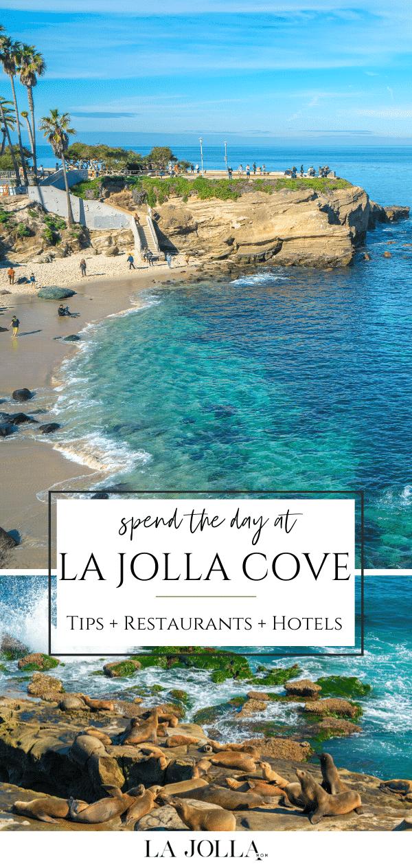 La Jolla Cove est de loin l'attraction la plus populaire de La Jolla. Voici ce qu'il faut faire, les meilleurs restaurants, comment voir les phoques et les otaries, où se garer et plus de conseils.