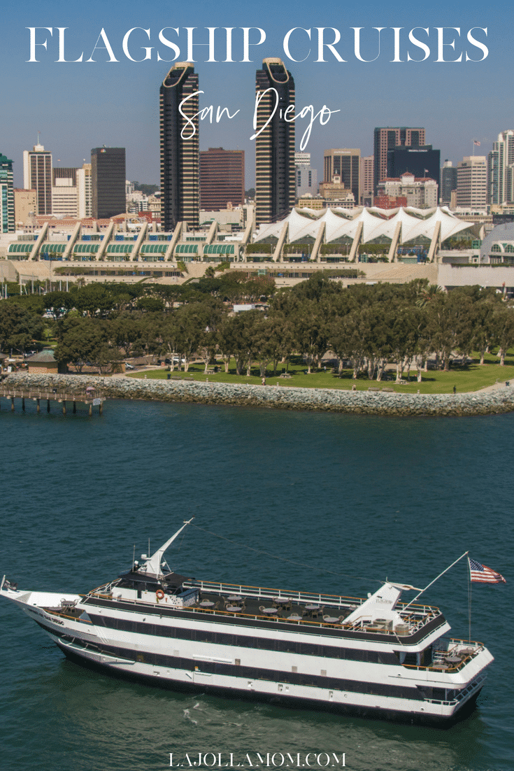 When visiting San Diego you must cruise the bay with Flagship on sightseeing, beer, Sunday brunch and other cruises.