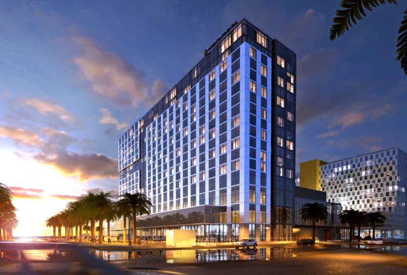 InterContinental San Diego downtown hotel