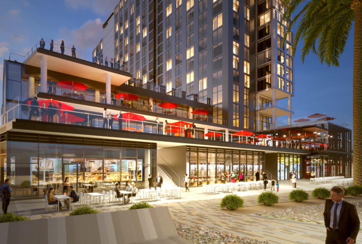 InterContinental San Diego luxury hotel