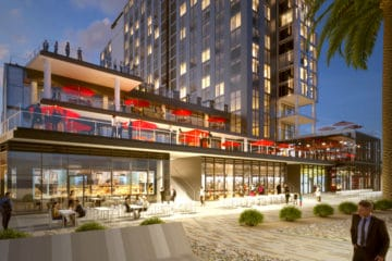 InterContinental San Diego - a new downtown luxury hotel.