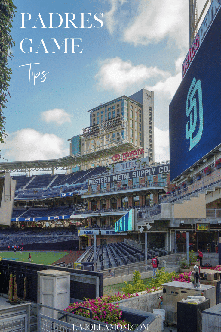 Advice for attending a Padres major league baseball game in San Diego at Petco Park for families and the casual fan. What to eat, how to buy tickets and more.