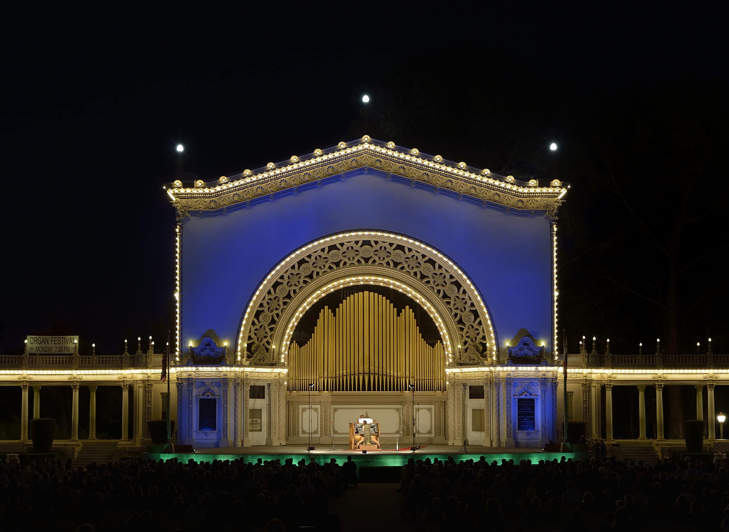Free Things to Do Balboa Park: Spreckels Organ