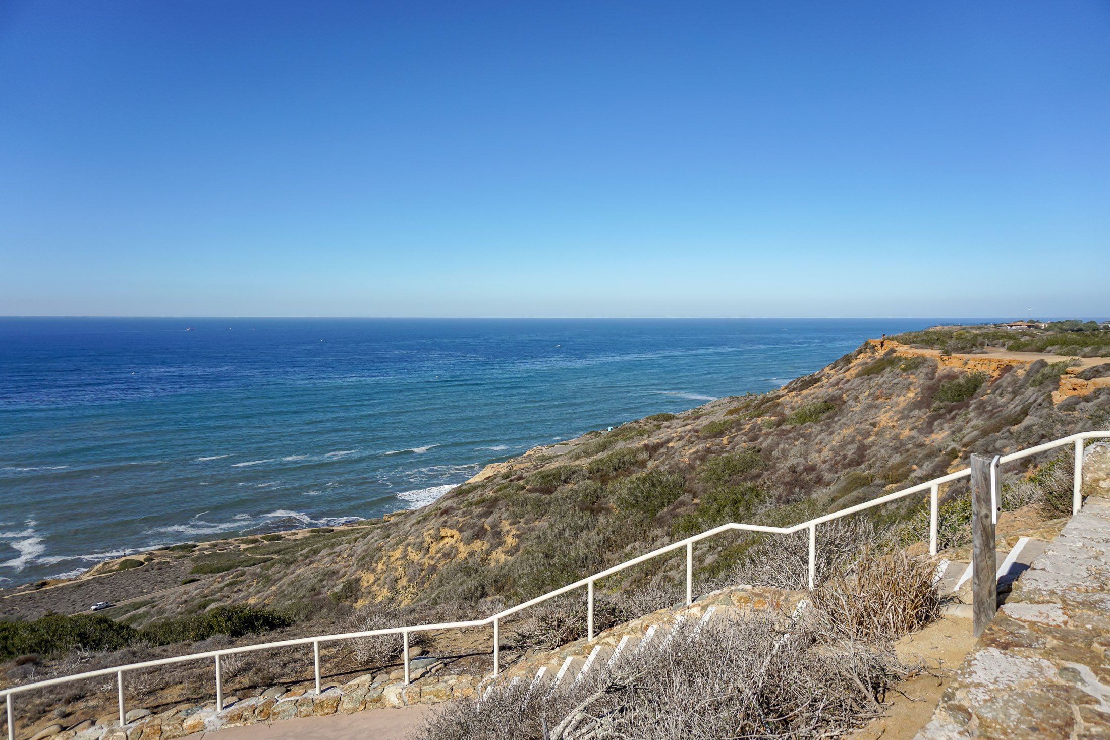 Cabrillo National Monument hiking trails