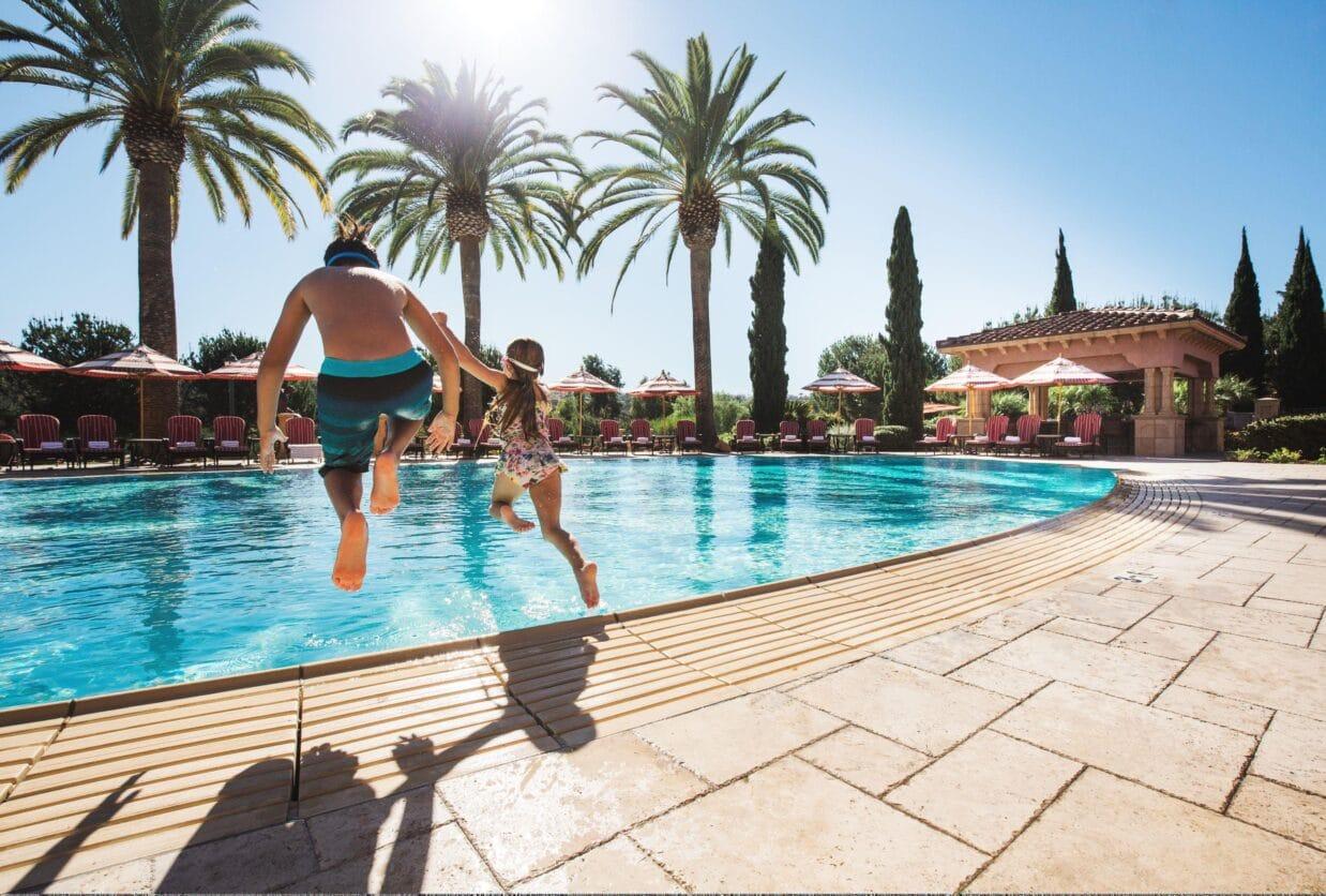 fairmont grand del mar family hotel