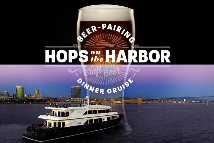Hops on the Harbor by Flagship Cruises