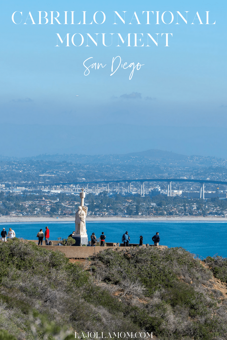 A visitor's guide to Cabrillo National Monument including how to see the tide pools, hiking trails, Junior Ranger badges and more.