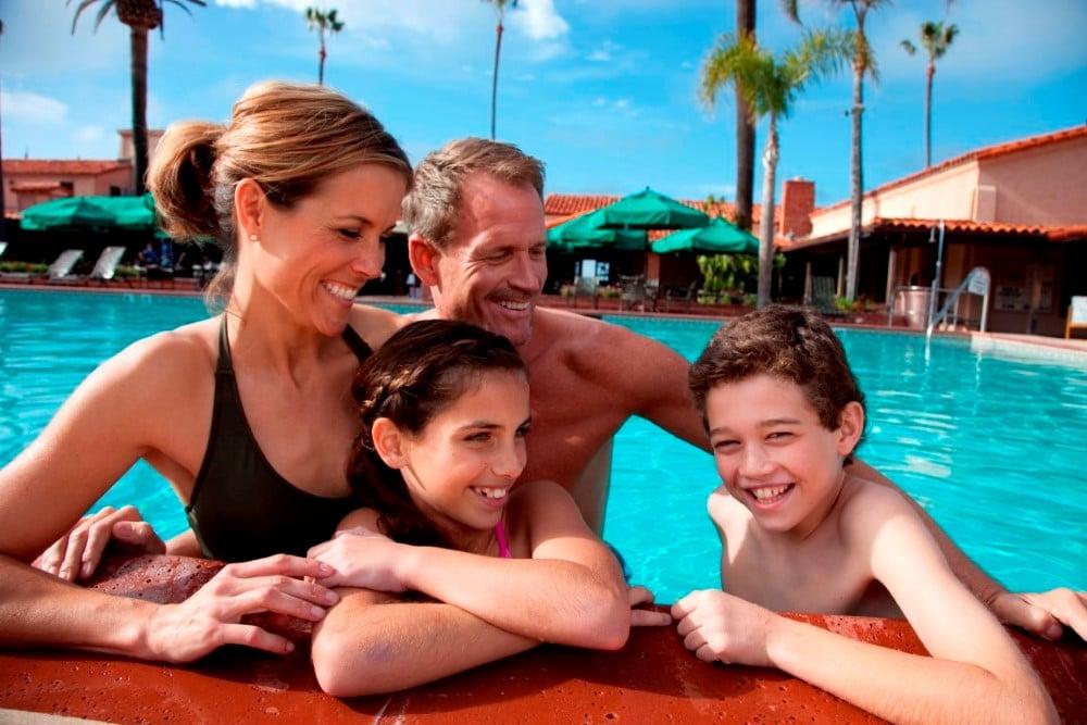 The best kid friendly hotels in san diego la jolla mom - Child friendly hotels swimming pool ...