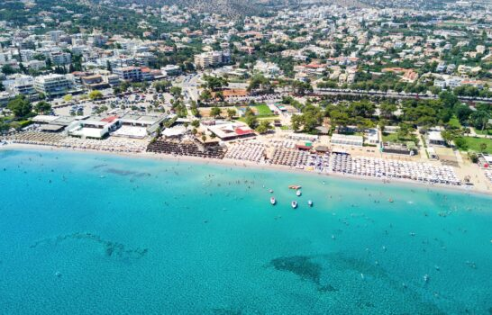 Where to Go to the Beach in Athens, Naples and Tahiti