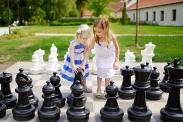 Best outdoor games for the backyard