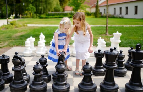 20 Outdoor Games for the Most Fun Backyard Ever
