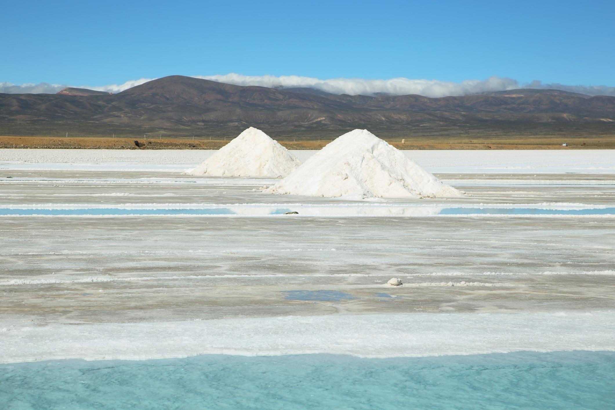 Salinas Grandes Salt Flats