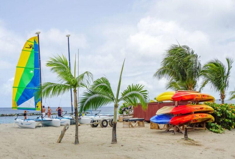 four seasons nevis kayaks