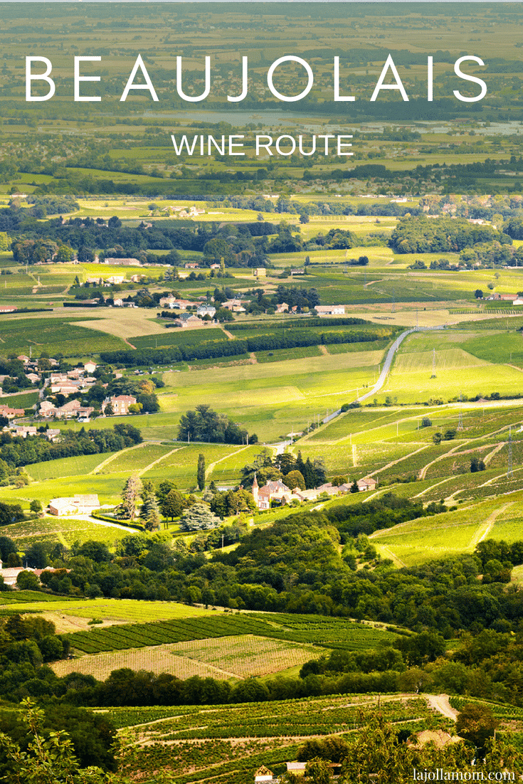 French wine regions: Beaujolais in the Rhone Valley