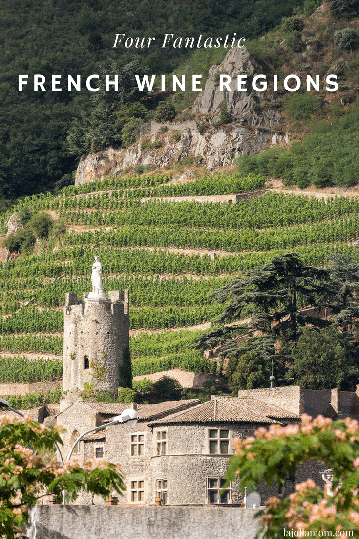 Sip some of the most prestigious and delicious wines in the world in these four French wine regions accessible on Air France via Paris.