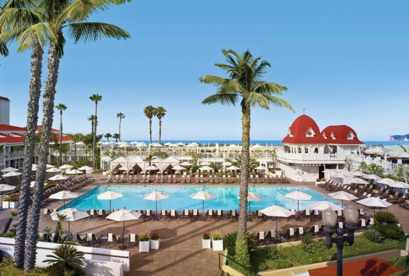 hotel del coronado family pool