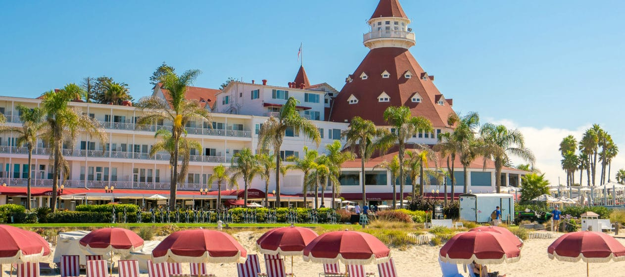 Coronado Hotels San Go