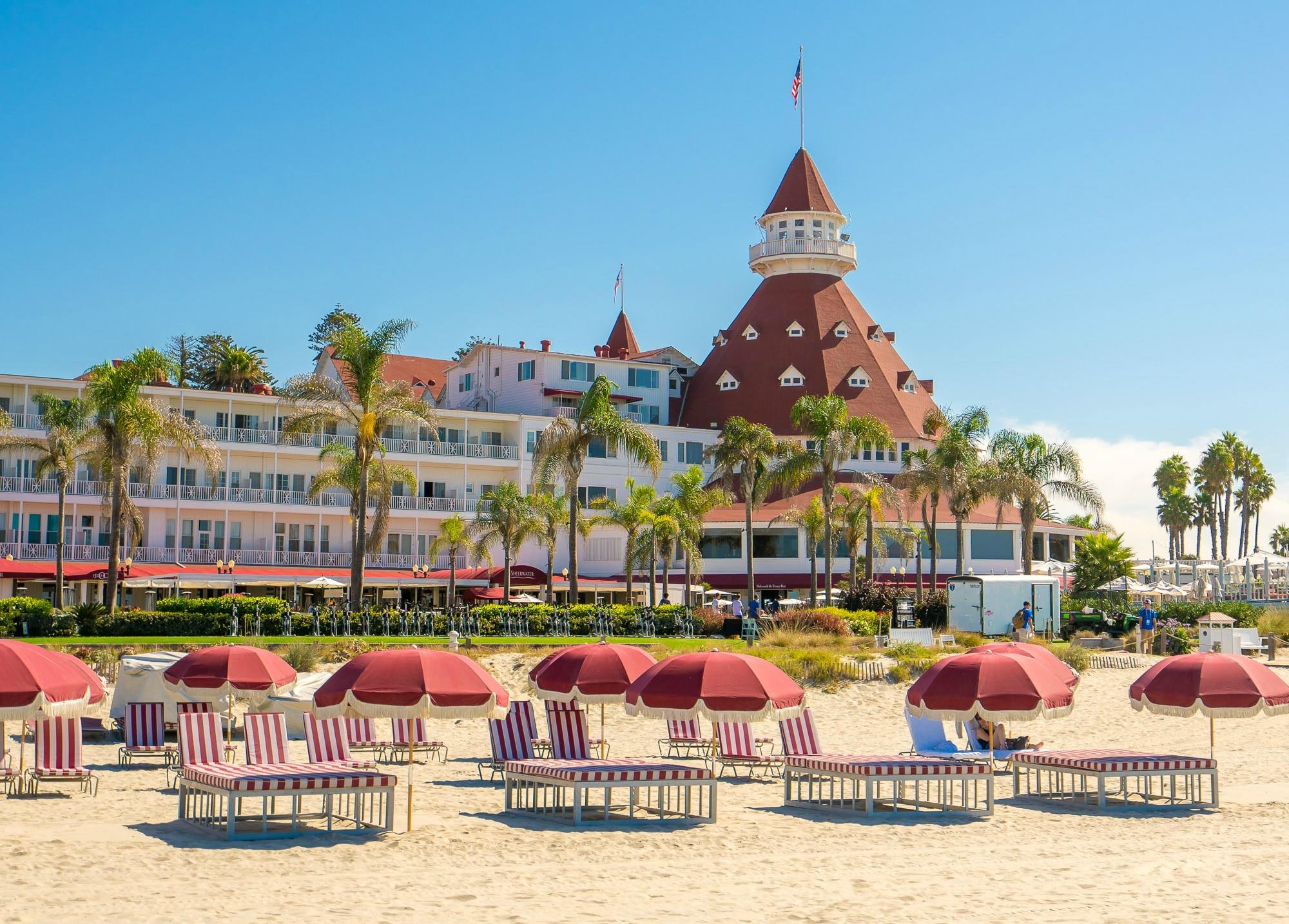 Hotel Del Coronado A Very Detailed