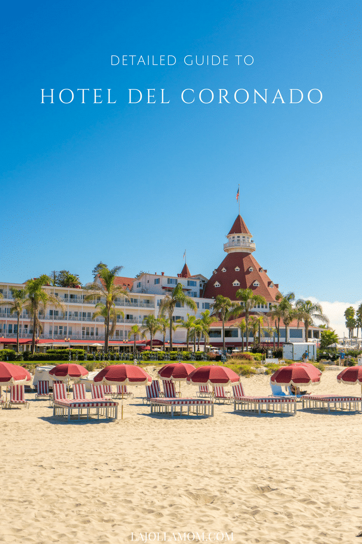The most information you'll find on the internet about Hotel Del Coronado in San Diego from how to choose a room, what the food is like, activities, issues and more.