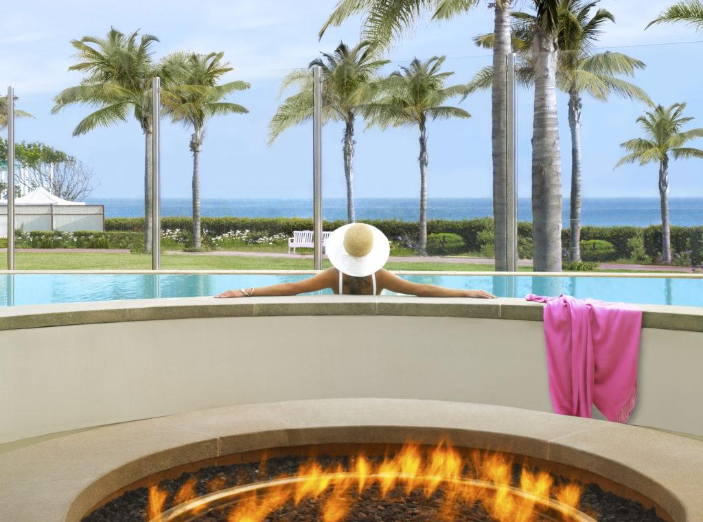 Spa Pool at Hotel Del Coronado