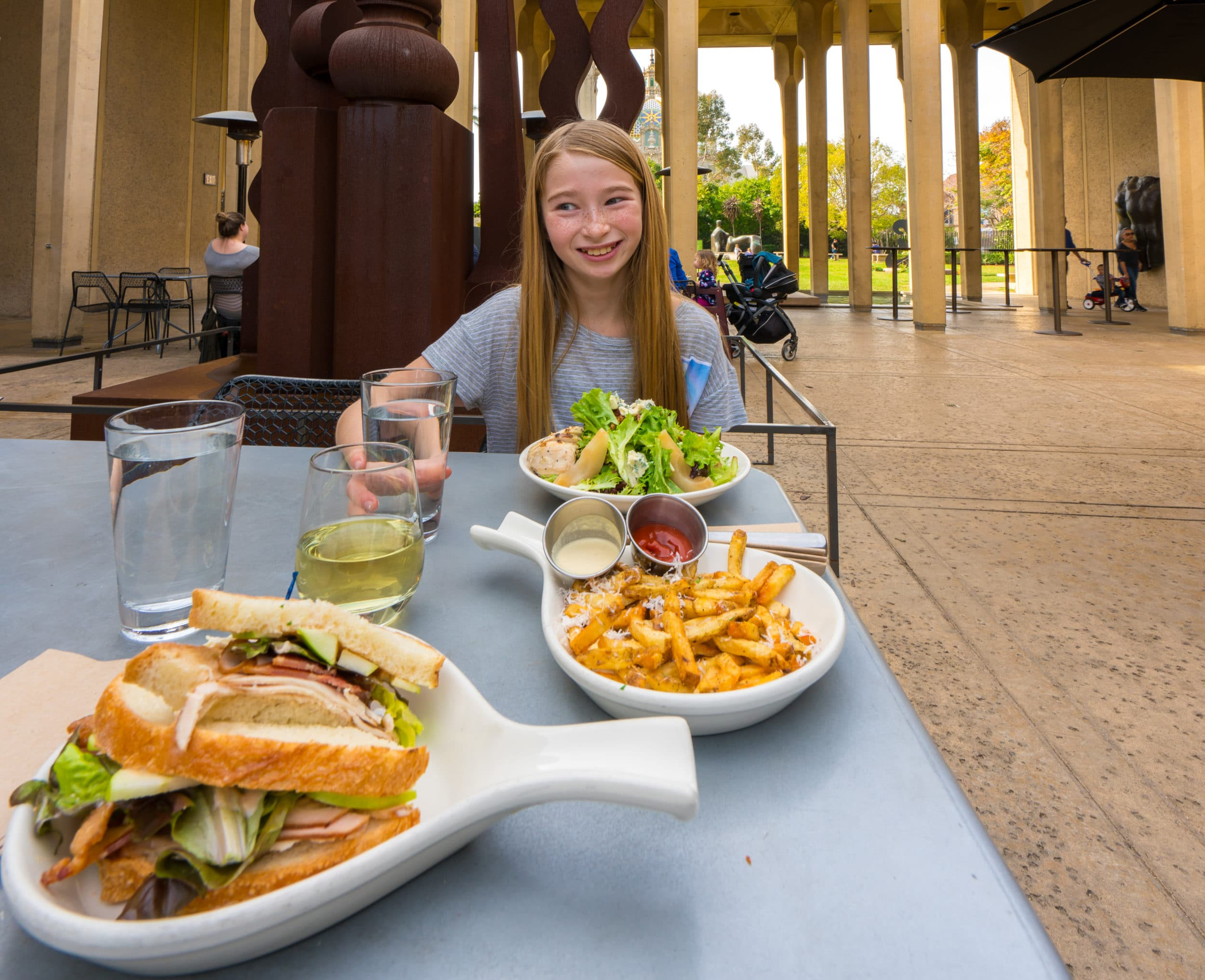 Balboa Park restaurants: Panama 66