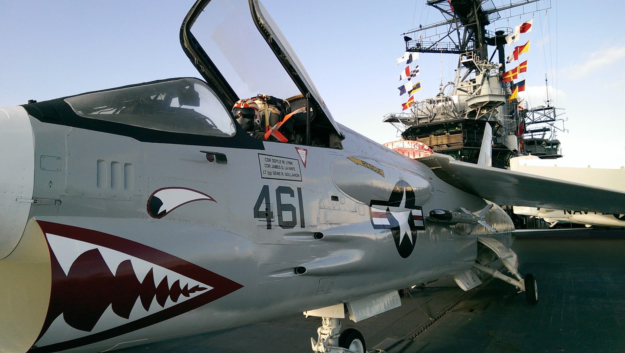 Best San Diego Museums: USS Midway