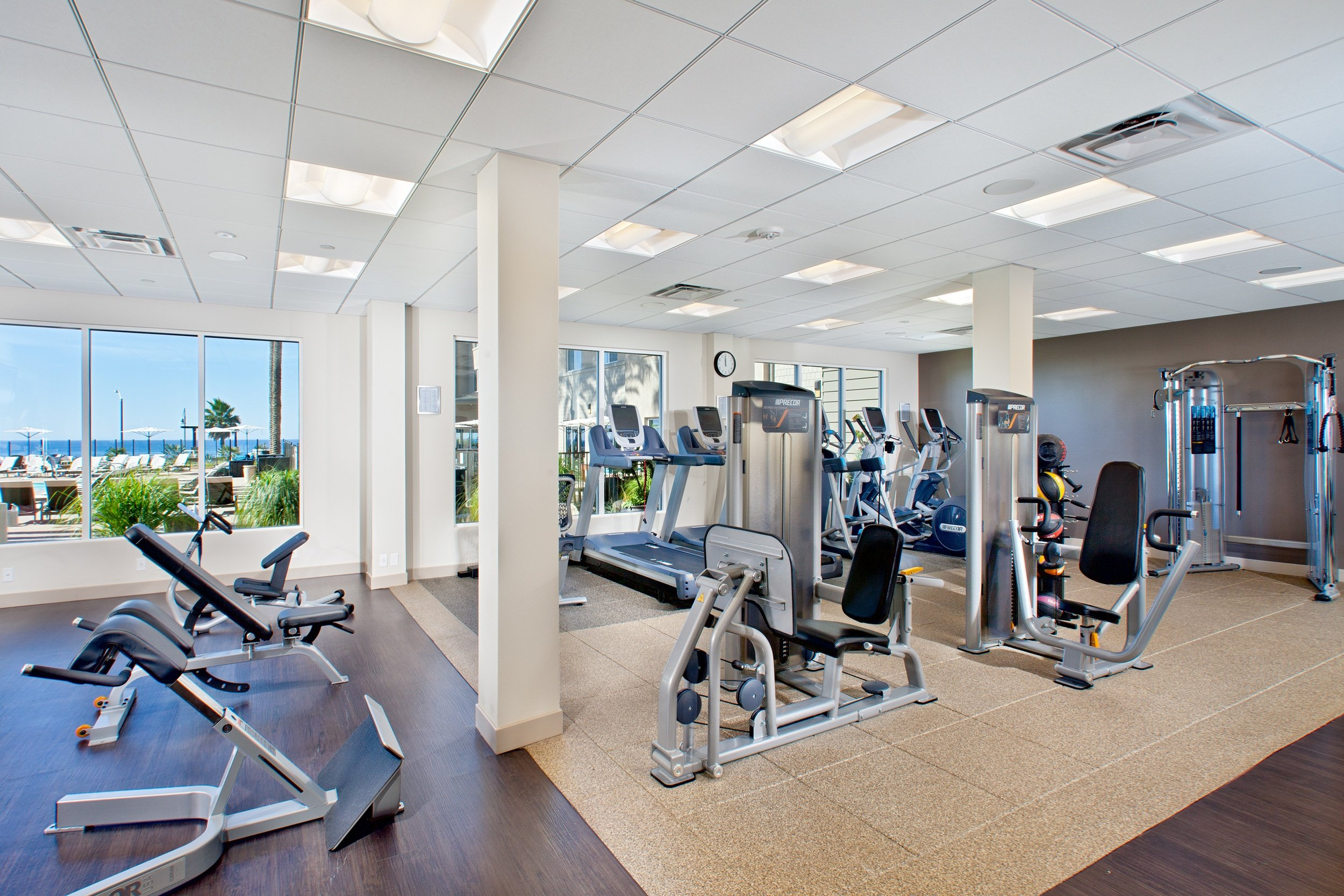 Cape Rey Carlsbad Fitness Center