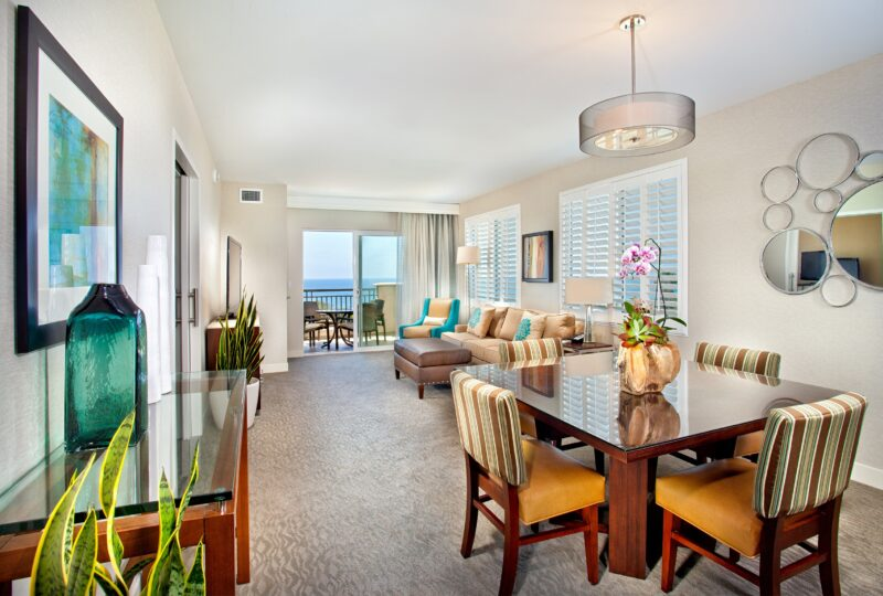 Cape Rey Carlsbad Ocean View Suite