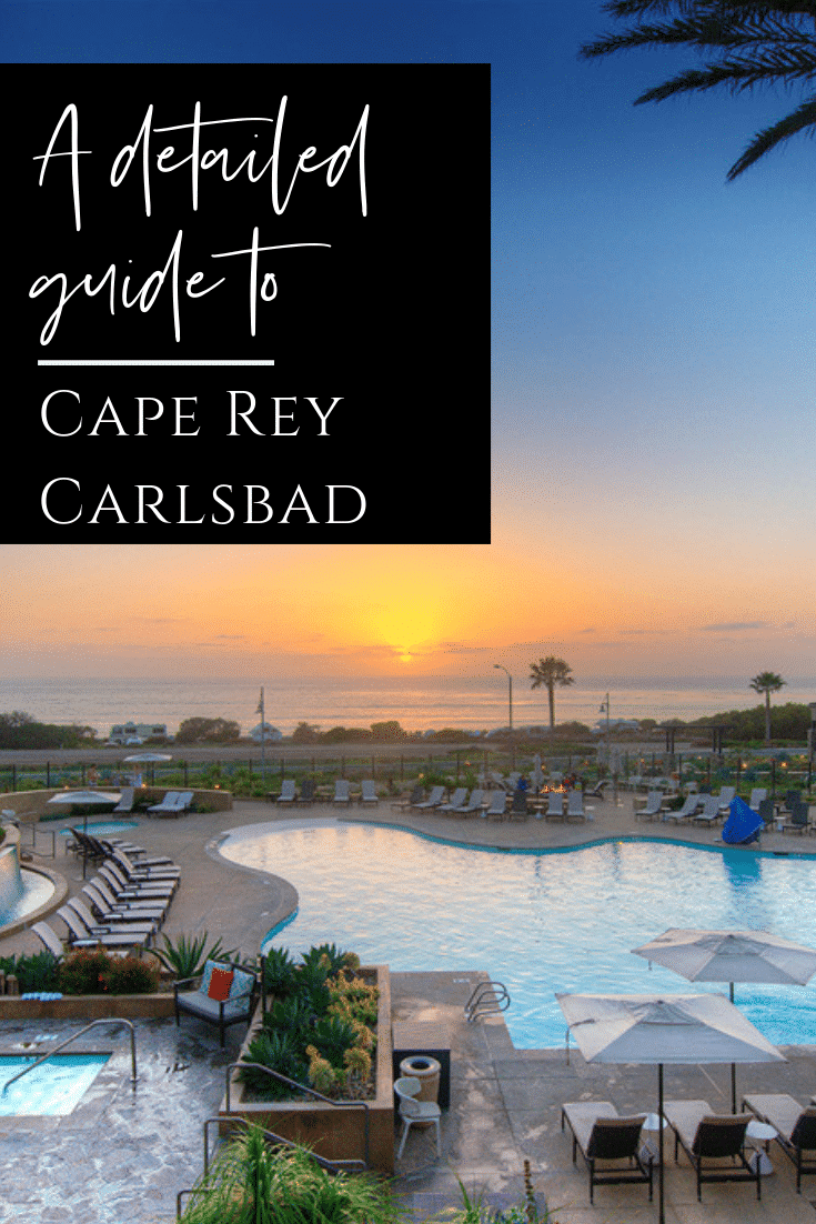 Everything you need to know before booking Cape Rey Carlsbad, a Hilton Resort in San Diego.