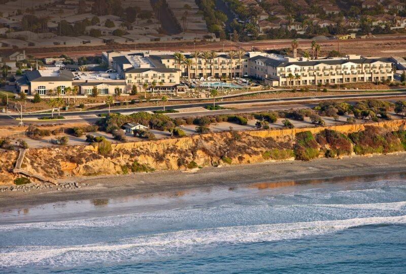 Cape Rey Carlsbad, a Hilton resort in San Diego