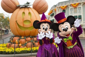What to do at Disneyland Halloween